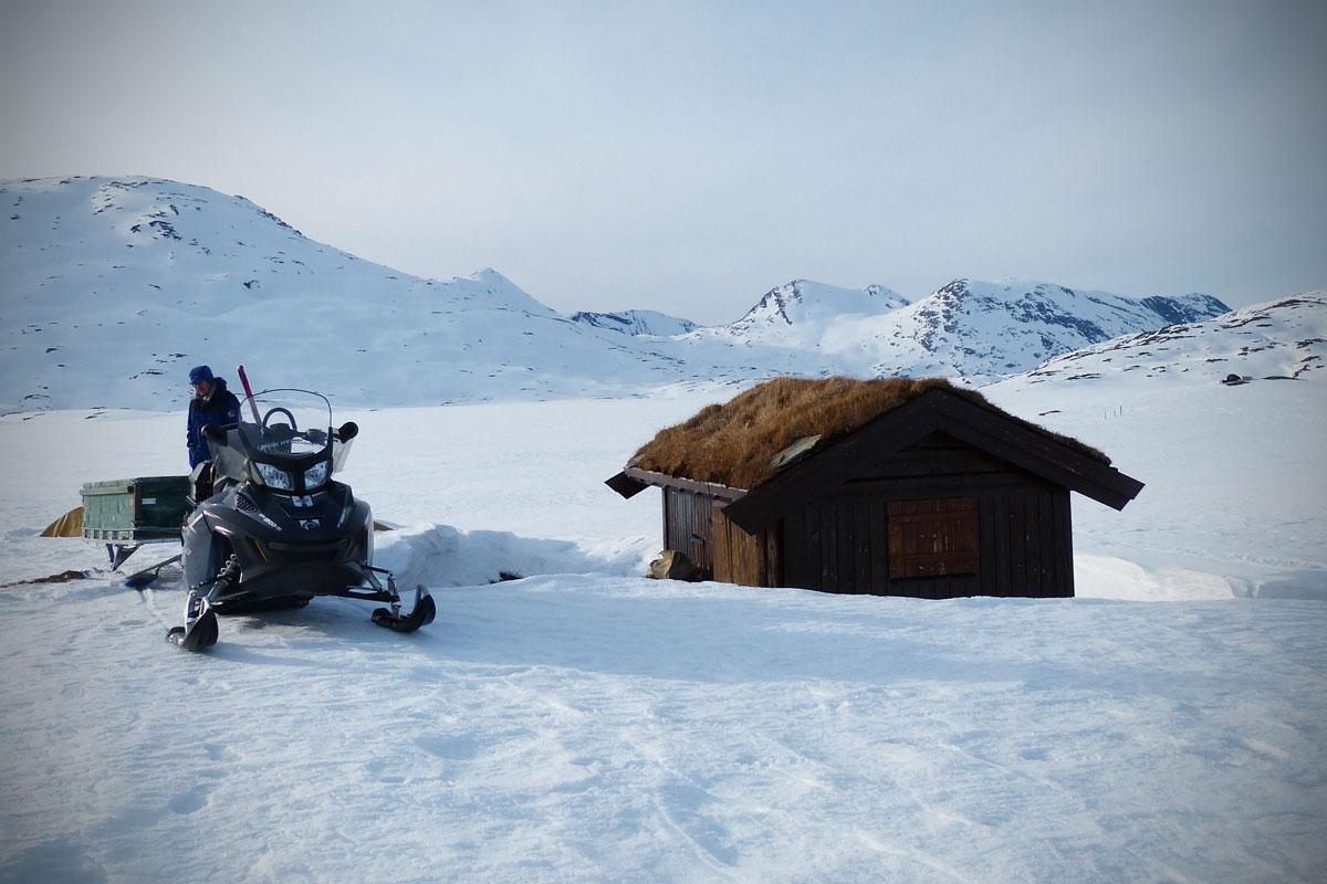 Tilsyn av hytter