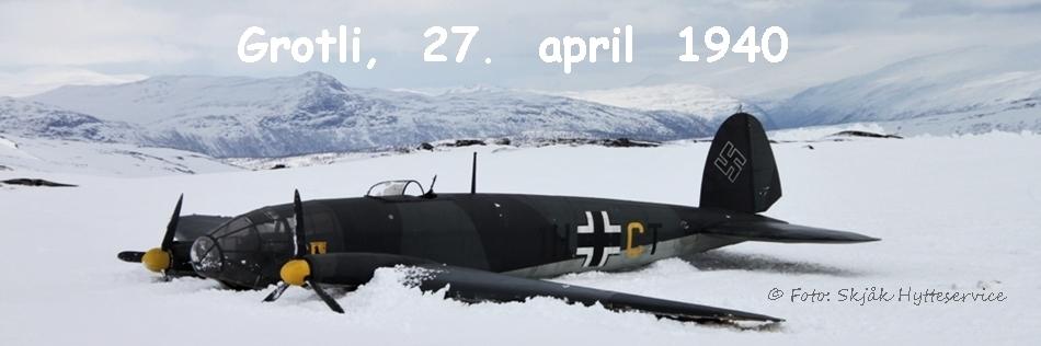 Grotli – 27. april 1940