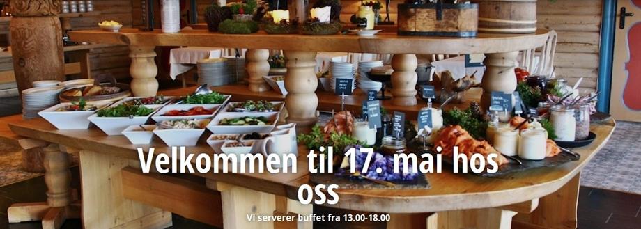 17.mai buffet grotli