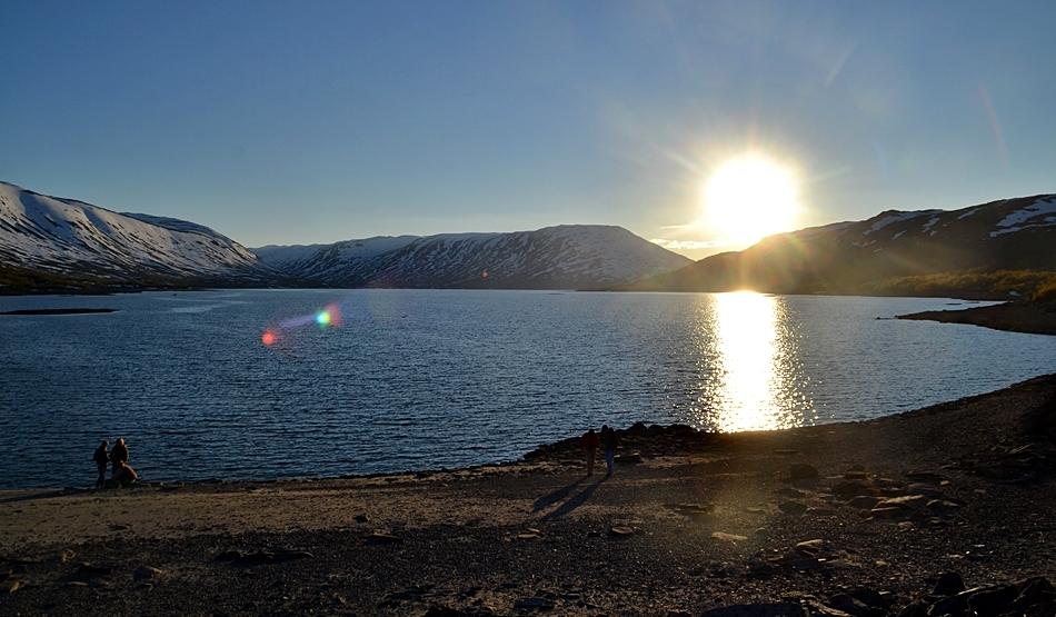 06 b båtnaust, Breidalsvatnet, Grotli