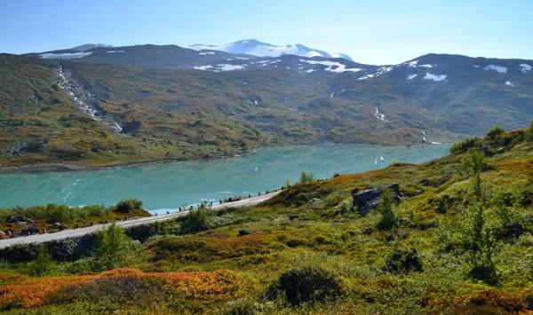 heillstuguvatnet, strynsfjellvegen, skridulaupen 09.09.15