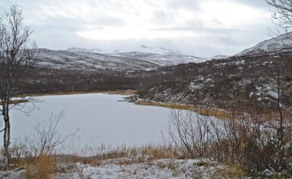 Den fyrste snøen 21.10.15