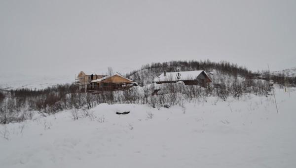 vinterlego mot nordvest 26.11.15
