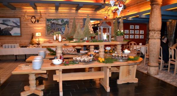 dessertbord Grotli Høyfjellshotel -14