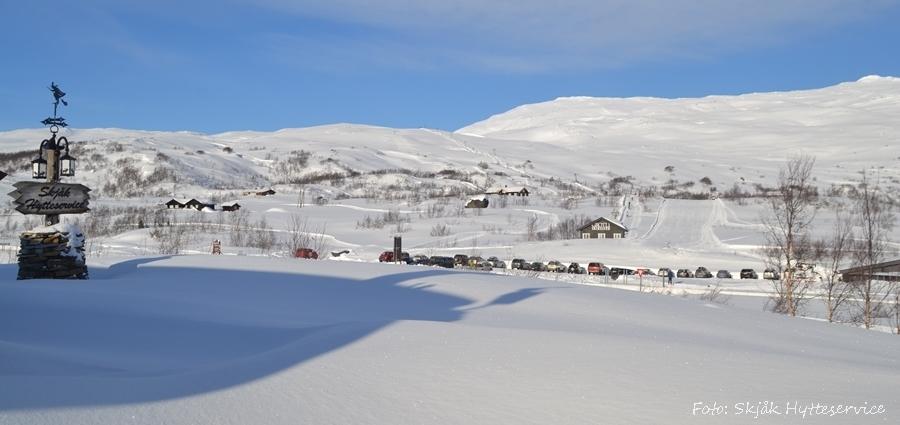 Rapport frå fjellheimen…