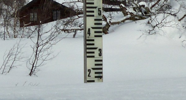 snømål 21.04.16