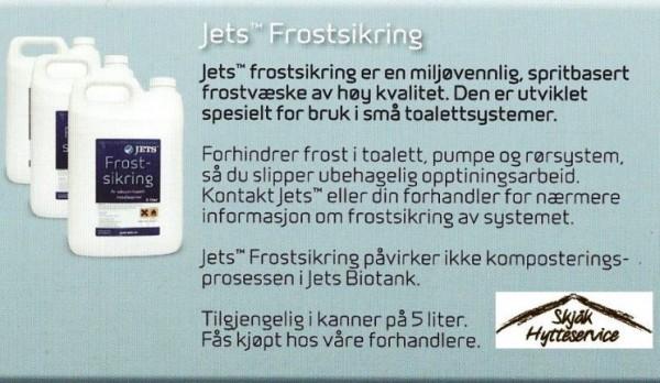 Jets frostvæske