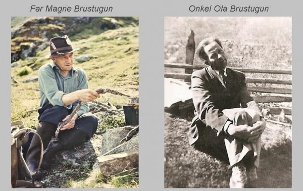 Magne og Ola Ola-Bu Hamsedalen