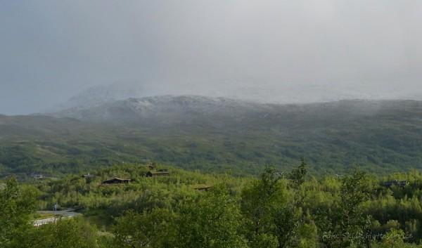 Nysnø Krosshø Grotli 10.08.16