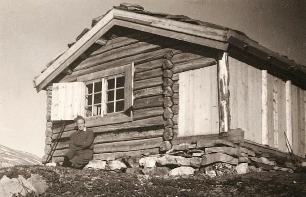 Ola Brustugun Ola-Bu Hamsedalen 1956