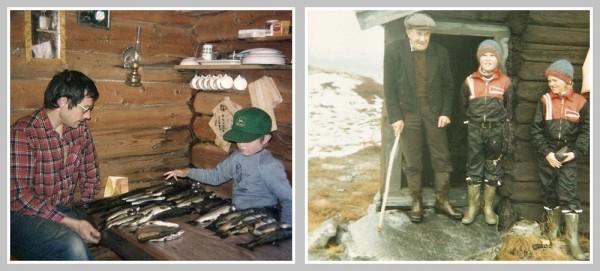 Ola-Bu Hamsedalen 1983 og 1986