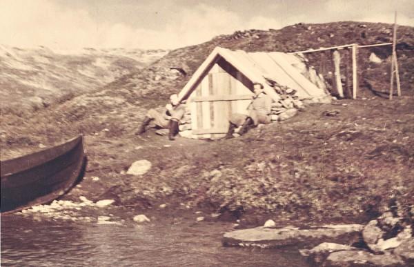 båtnaust Ola-Bu Hamsedalen 1948