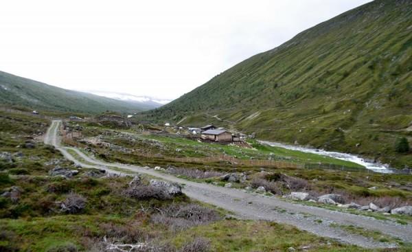 tundradalen nordberg skjåk