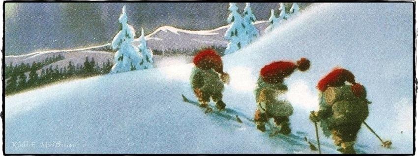 Vinter og adventstid…