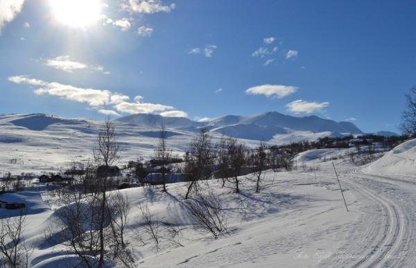 grotli skjåkfjell skridulaupen strynsfjellvegen grotli hyttegrend 06.03.17
