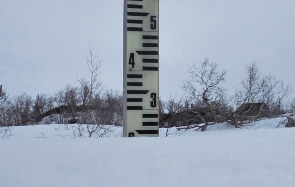 snømål 10.05.17
