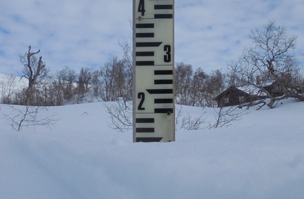 snømål 12.03.17