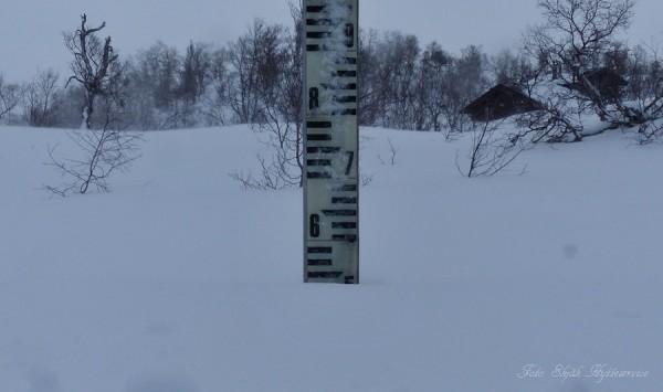 snømål 15.03.17