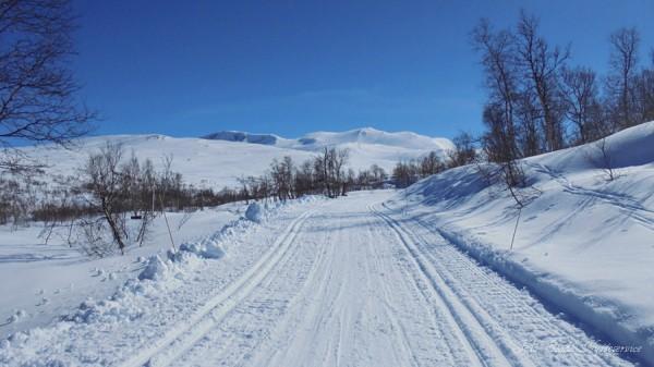 grotli strynsfjellvegen skjåkfjell 01.05.17