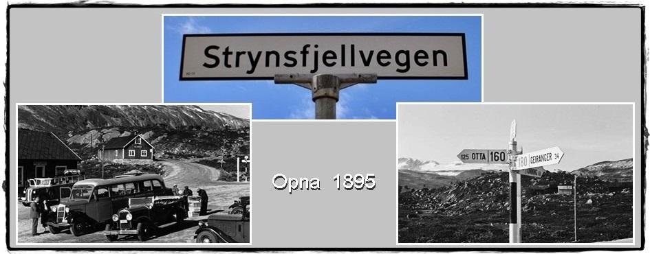 Langs Strynsfjellvegen (del 1)